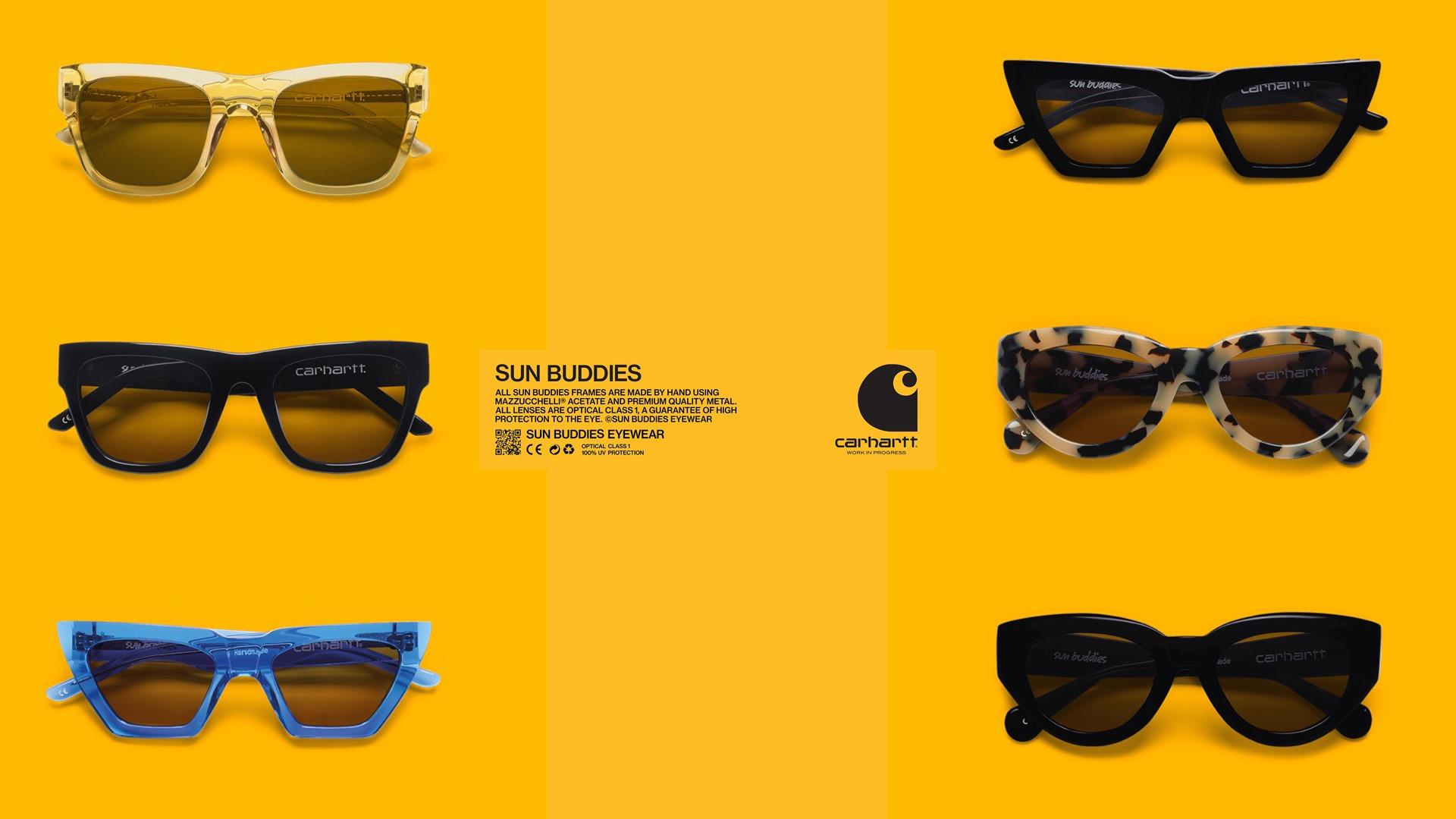 RHCPH. / Carhartt WIP Accessories - Sun Buddies