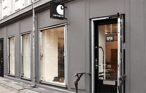 Carhartt WIP Store Copenhagen Nørrebro