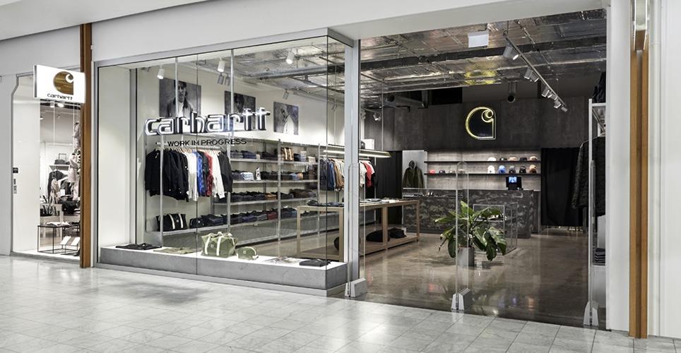 Carhartt WIP Store Copenhagen Fisketorvet