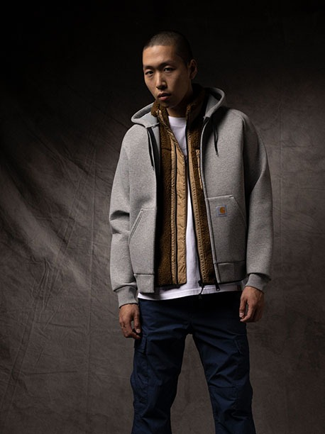 Carhartt WIP F/W21 Fleece liners