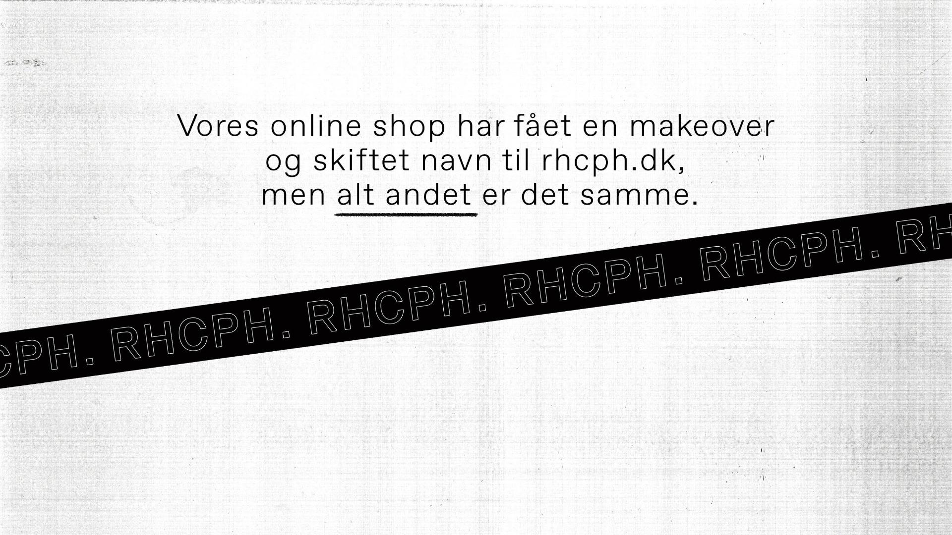 Velkommen til RHCPH.