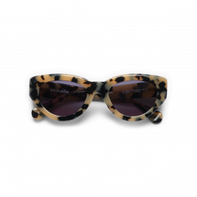 Carhartt WIP Amy Sunglasses Blond Tortoise / Black