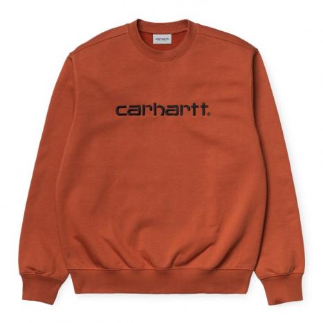 Carhartt WIP Carhartt Sweat Cinnamon / Black