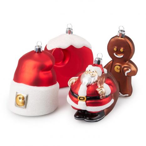 Carhartt WIP Christmas Ornaments Set