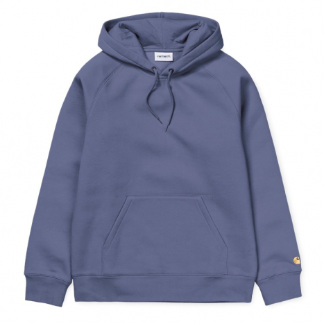 Carhartt WIP Hooded Chase Sweat Cold Viola