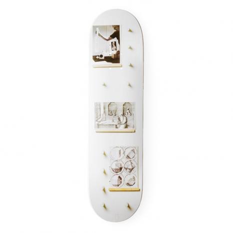 Krystallstructur Board #1