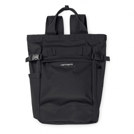 Carhartt WIP Payton Carrier Backpack Black