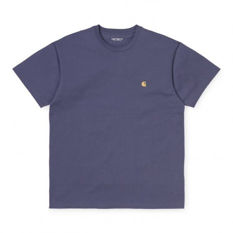 Carhartt WIP S/S Chase T-Shirt Cold Viola