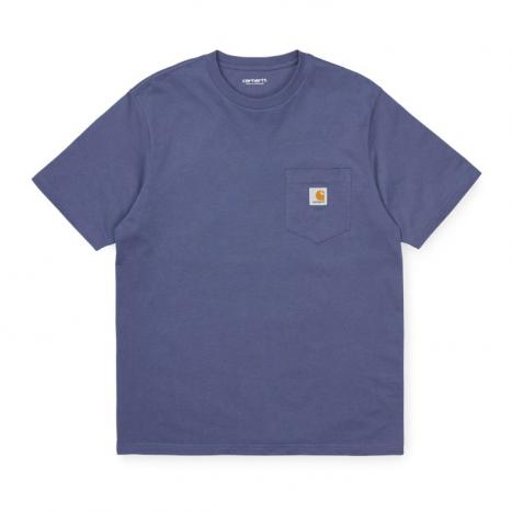 Carhartt WIp S/S Pocket T-Shirt Cold Viola