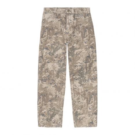Carhartt WIP Single Knee Pant Camo Combi Desert