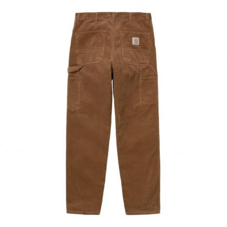 Carhartt WIP Single Knee Pant Cord. Hamilton Brown