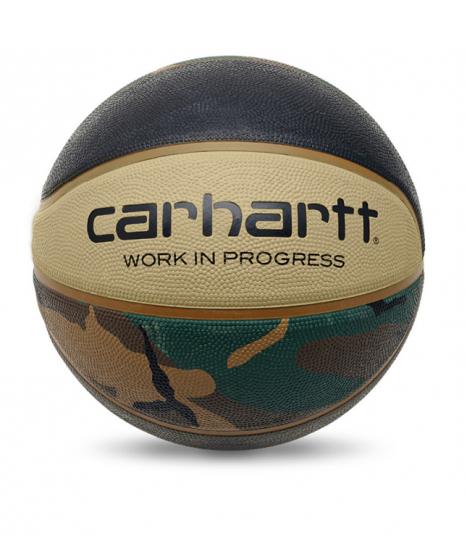 Carhartt WIP Valiant 4 Basketball Camo Laurel