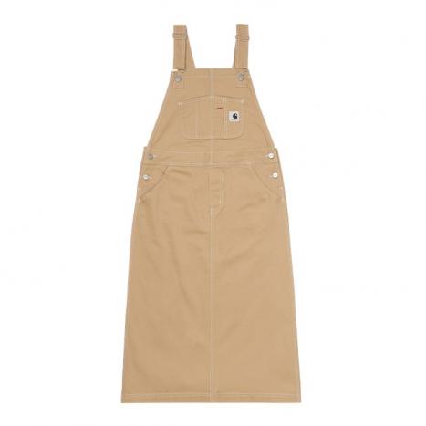 W' Bib Skirt Long
