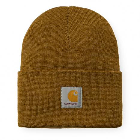 Carhartt WIP Acrylic Watch Hat Brown