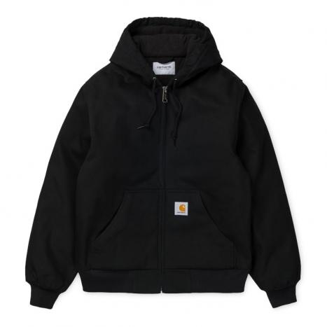 Carhartt WIP Active Jacket Organic (Winter) Black Rigid