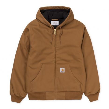 Carhartt WIP Active Jacket Organic (Winter) Hamilton Brown