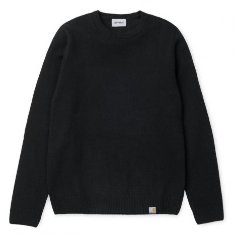 Carhartt WIP Allen Sweater Black