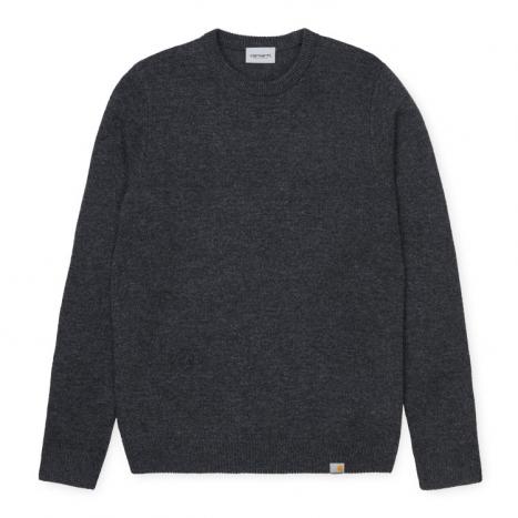 Carhartt WIP Allen Sweater Black Heather