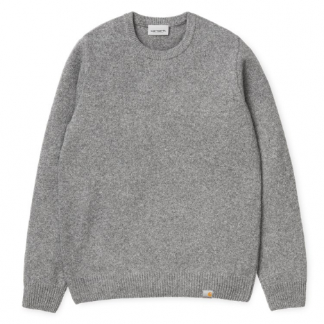 Carhartt WIP Allen Sweater Grey Heather