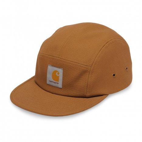 Carhartt WIP Backley Cap Hamilton Brown