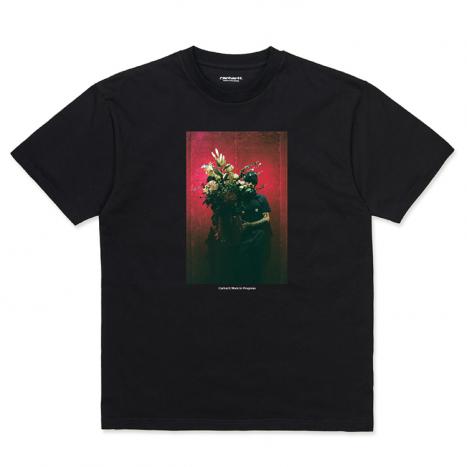 Carhartt WIP S/S Bouquet T-Shirt Black