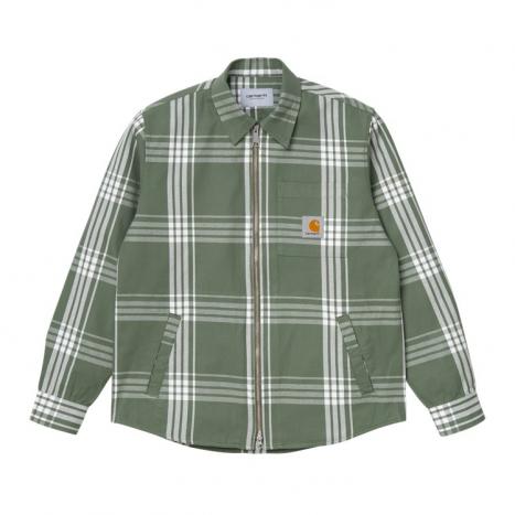 Carhartt WIP Cahill Shirt Jac Dollar Green