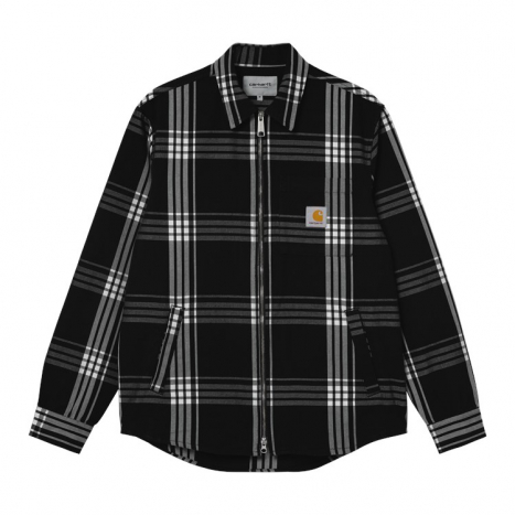 Carhartt WIP Cahill Shirt Jac Black