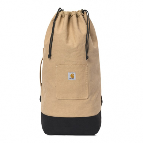 Carhartt WIP Canvas Duffle Bag Dusty H Brown