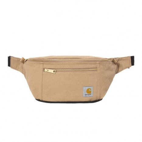 Carhartt WIP Canvas Hip Bag Dusty H Brown