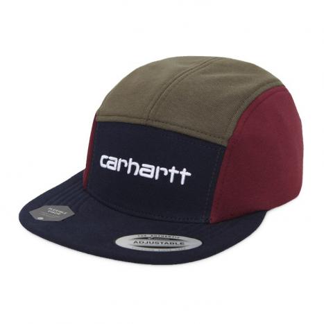 Carhartt WIP Carhartt Tricol Cap Dark Navy