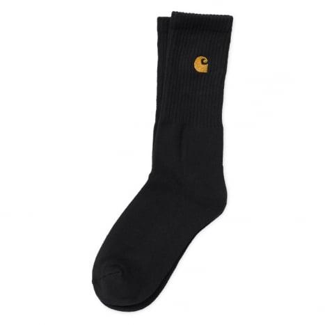 Carhartt WIP Chase Socks Black