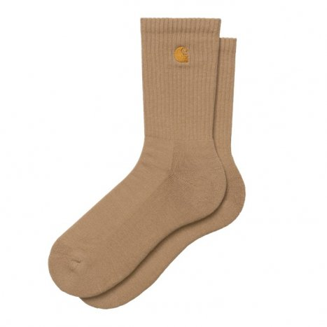 Carhartt WIP Chase Socks Dusty H Brown
