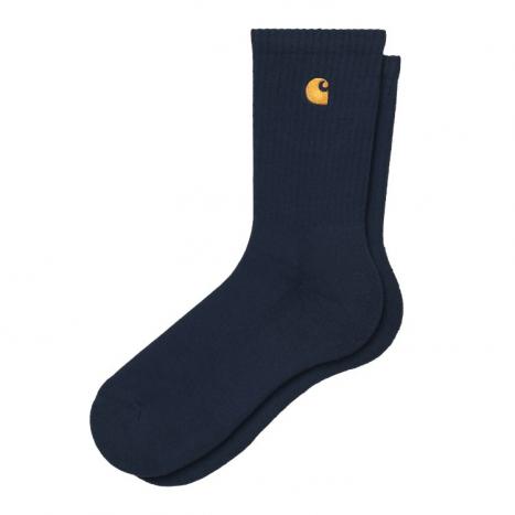 Carhartt WIP Chase Socks Dark Navy