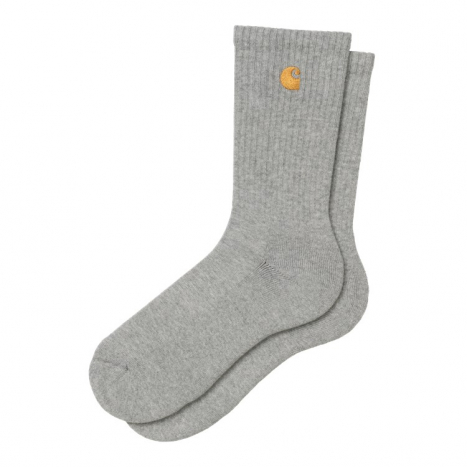 Carhartt WIP Chase Socks Grey Heather