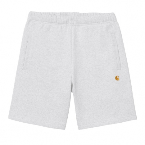 Carhartt WIP Chase Sweat Short Ash Heather