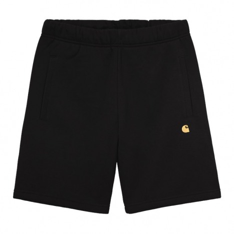 Carhartt WIP Chase Sweat Short Black