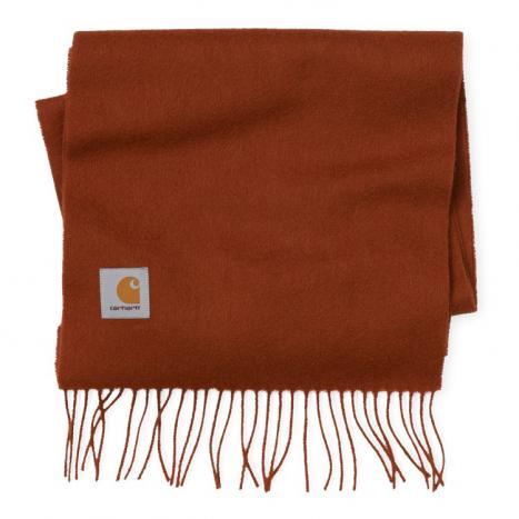 Carhartt WIP Clan Scarf Wool Cinnamon