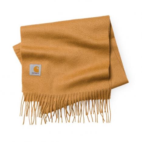 Carhartt WIP Clan Scarf Wool Fawn