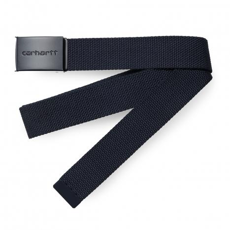 Carhartt WIP Clip Belt Tonal Dark Navy