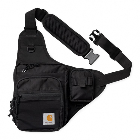 Carhartt WIP Delta Shoulder Bag Black