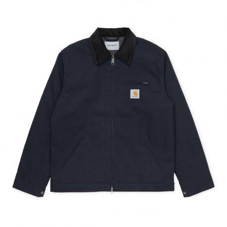 Carhartt WIP Detroit Jacket Organic (Winter) Dark Navy Rigid