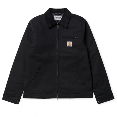 Carhartt WIP Detroit Jacket Organic (Winter) Black