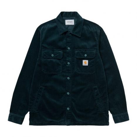 Dixon Shirt Jac Deep Lagoon