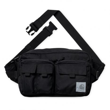 Carhartt WIP Elmwood Hip Bag Black