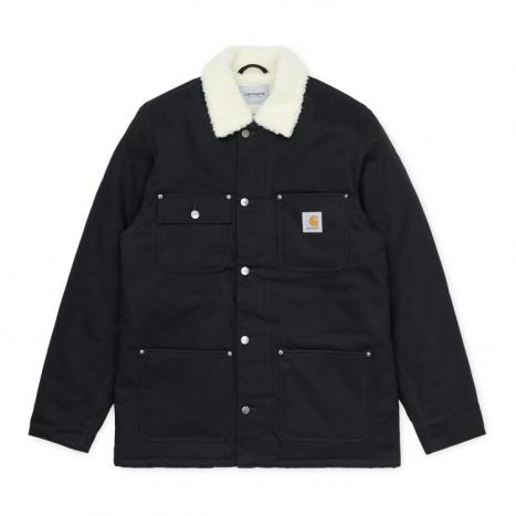Carhartt WIP Fairmount Coat Black Rigid