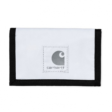 Carhartt WIP Flect Wallet Reflective Grey