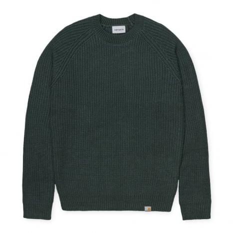 Carhartt WIP Forth Sweater Dark Teal