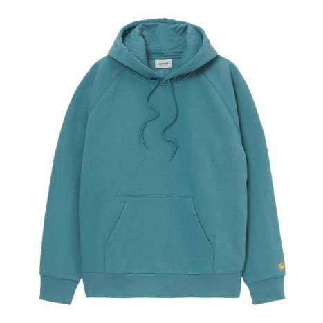 Carhartt WIP Hooded Chase Sweat Hydro