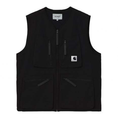 Carhartt WIP Hurst Vest Black