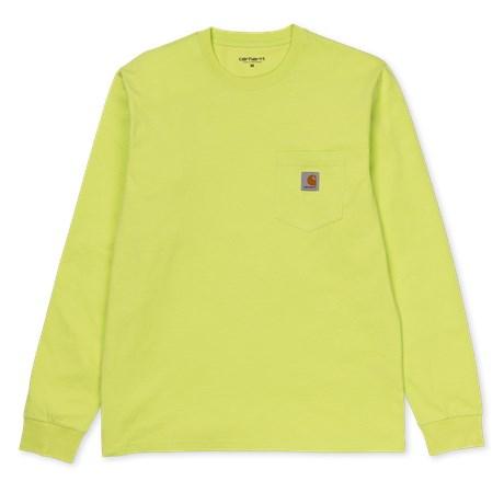 Carhartt WIP L/S Pocket T-Shirt Lime